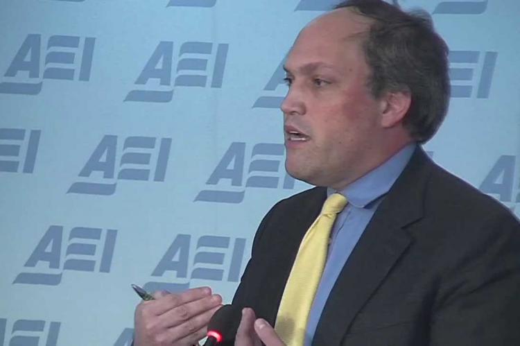 Michael Rubin of the American Enterprise Institute