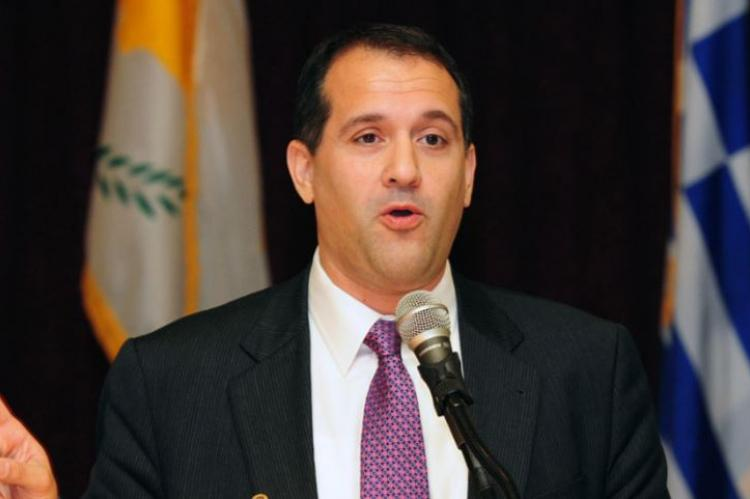 Endy Zemenides of the Hellenic American Leadership Council